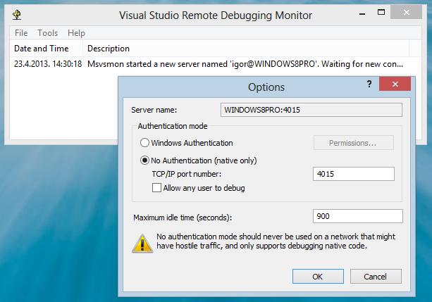 remote-debugger